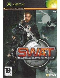 SWAT GLOBAL STRIKE TEAM voor Xbox