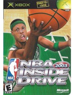 NBA INSIDE DRIVE 2003 voor Xbox - NTSC