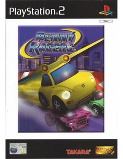 PENNY RACERS for Playstation 2 PS2