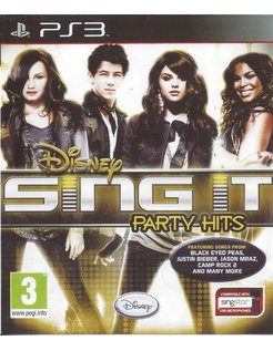 SING IT PARTY HITS für Playstation 3
