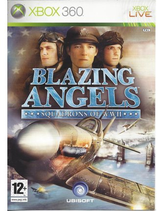 BLAZING ANGELS SQUADRONS OF WWII voor Xbox 360