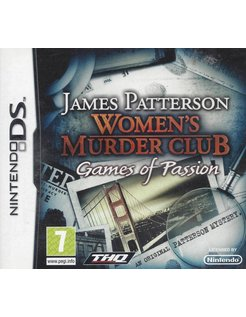 JAMES PATTERSON WOMEN'S MURDER CLUB für Nintendo DS