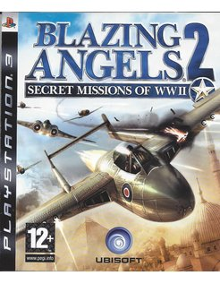 BLAZING ANGELS 2 SECRET MISSIONS OF WWII for Playstation 3 PS3