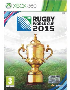RUGBY WORLD CUP 2015 for Xbox 360