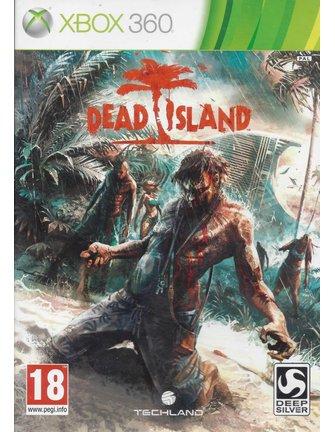 DEAD ISLAND voor Xbox 360