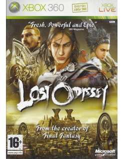 LOST ODYSSEY voor Xbox 360
