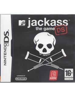 JACKASS THE GAME voor Nintendo DS