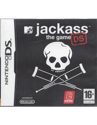 JACKASS THE GAME voor Nintendo DS NDS