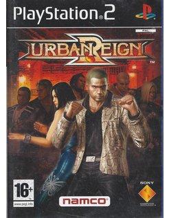 URBAN REIGN voor Playstation 2