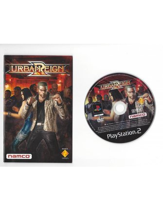 URBAN REIGN for Playstation 2 PS2