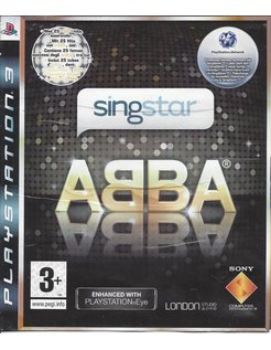 SINGSTAR ABBA für Playstation 3