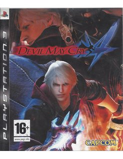 DEVIL MAY CRY 4 voor Playstation 3