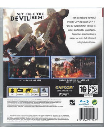 DEVIL MAY CRY 4 voor Playstation 3 PS3