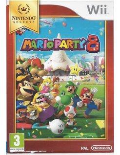 MARIO PARTY 8 voor Nintendo Wii