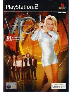 VIP starring PAMELA ANDERSON für Playstation 2 PS2