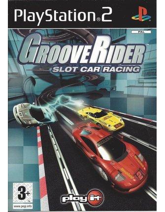 GROOVERIDER SLOT CAR RACING für Playstation 2 PS2