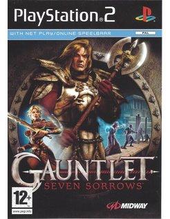 GAUNTLET SEVEN SORROWS für Playstation 2 PS2