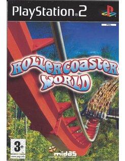 ROLLERCOASTER WORLD voor Playstation 2 PS2
