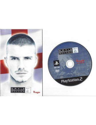 DAVID BECKHAM SOCCER für Playstation 2 PS2