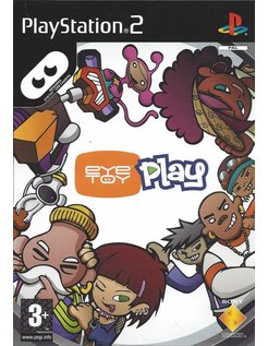 EYETOY PLAY für Playstation 2 PS2