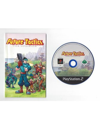 FUTURE TACTICS THE UPRISING voor Playstation 2 PS2