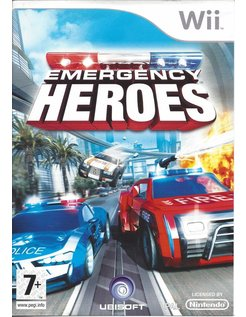 EMERGENCY HEROES für Nintendo Wii