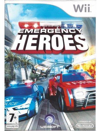 EMERGENCY HEROES voor Nintendo Wii
