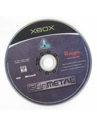 GUN METAL GUNMETAL voor Xbox