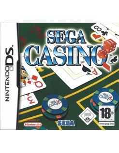 SEGA CASINO für Nintendo DS