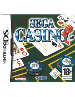 SEGA CASINO for Nintendo DS