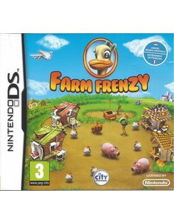FARM FRENZY for Nintendo DS