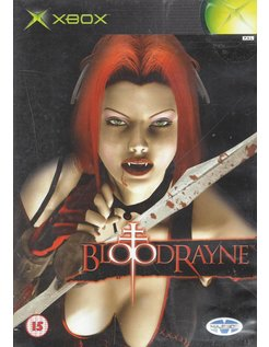 BLOODRAYNE for Xbox