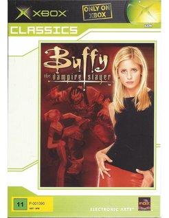 BUFFY THE VAMPIRE SLAYER for Xbox - Classics Edition