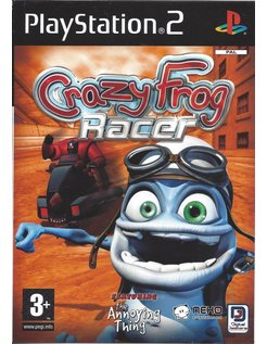CRAZY FROG RACER for Playstation 2 PS2