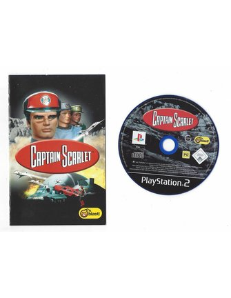 CAPTAIN SCARLET voor Playstation 2