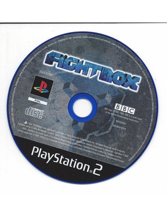 FIGHTBOX voor Playstation 2 PS2
