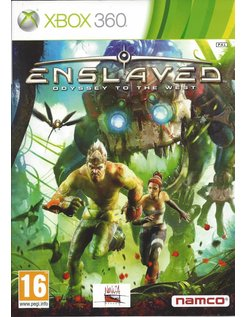 ENSLAVED ODYSSEY TO THE WEST voor Xbox 360