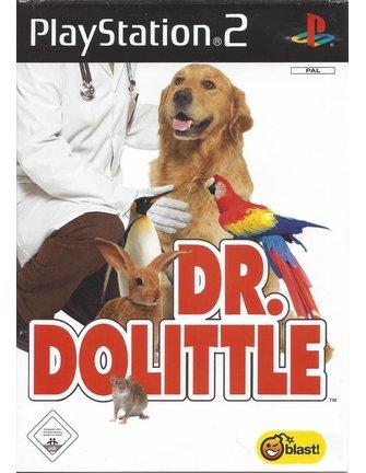 DR. DOLITTLE voor Playstation 2 PS2