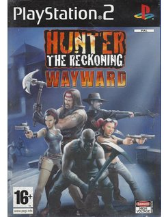 HUNTER THE RECKONING WAYWARD for Playstation 2 PS2