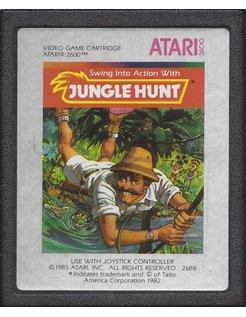 JUNGLE HUNT for Atari 2600