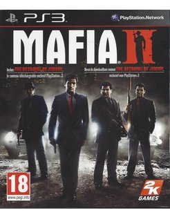 MAFIA 2 for Playstation 3 PS3
