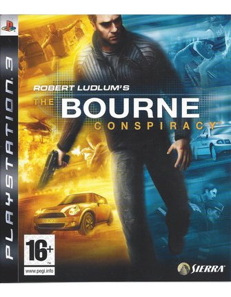 THE BOURNE CONSPIRACY für Playstation 3 PS3