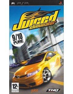 JUICED ELIMINATOR for PSP
