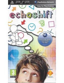 ECHOSHIFT voor PSP
