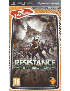 RESISTANCE RETRIBUTION für PSP