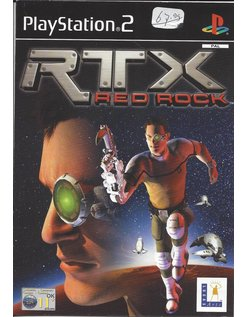 RTX RED ROCK for Playstation 2 PS2