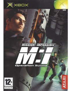 MISSION IMPOSSIBLE OPERATION SURMA for Xbox