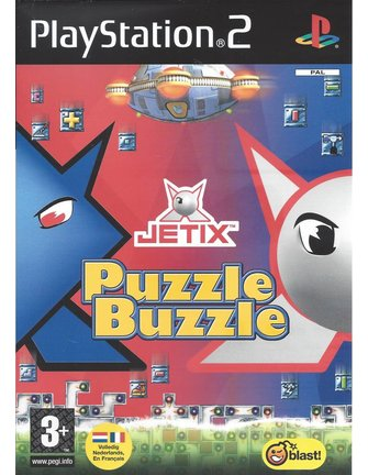 JETIX PUZZLE BUZZLE für Playstation 2 PS2