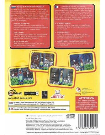 JETIX PUZZLE BUZZLE voor Playstation 2 PS2