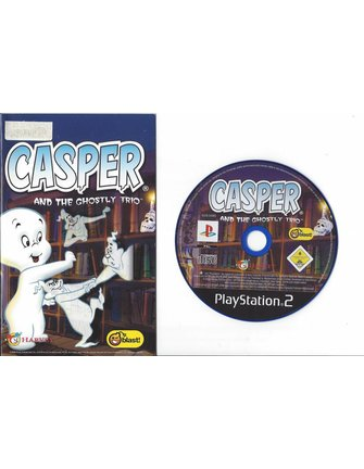 CASPER AND THE GHOSTLY TRIO für Playstation 2 PS2